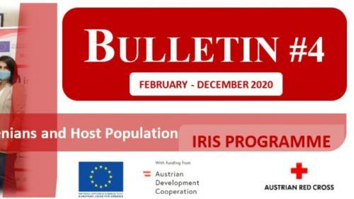 IRIS Programme Bulletin #4