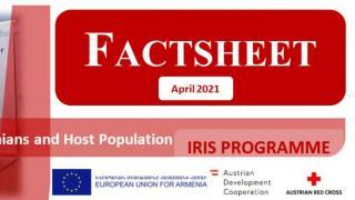 Programme Factsheet April 2021
