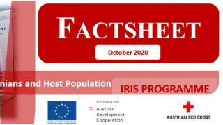 Programme Factsheet October 2020